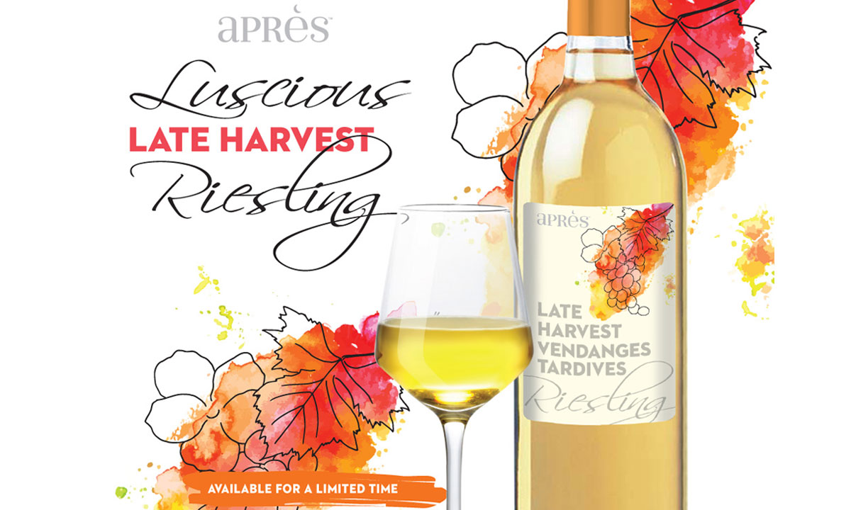 Apres Late Harvest Riesling